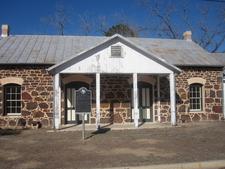 Old Rock Schoolhouse In Pleasanton