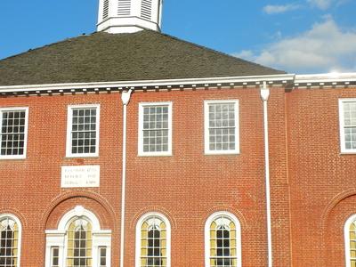 Old Salem Courthouse