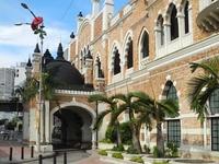 Sesiones Antiguo y el tribunal de magistrados