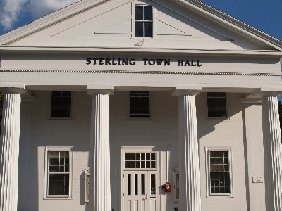 Old  Sterling  Town  Hall