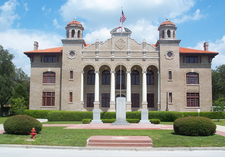 Old Sumter County Courthouse