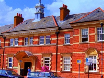 Old  Town  Hall  Eastleigh