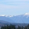 Olympic Mountains Washington