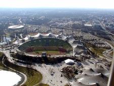Olympic Stadium Of Munich