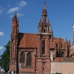 St Ann Church, Vilnius
