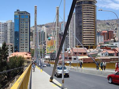 Onboard Puente De Las Americas