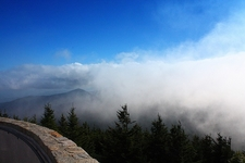 On Mt. Mitchell's Summit - Mt. Mitchell State Park NC