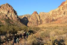 On Pine Creek Canyon Trail - Nevada