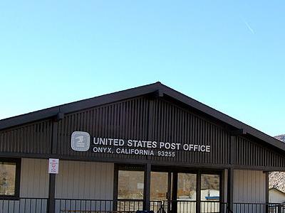 Onyx California Post Office
