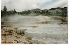 Opal Terrace - Yellowstone - USA