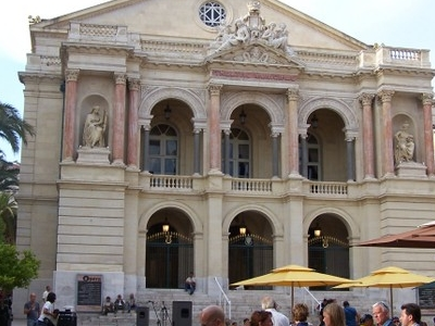 The Toulon Opera House