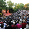 Open Air Theatre Auditorium