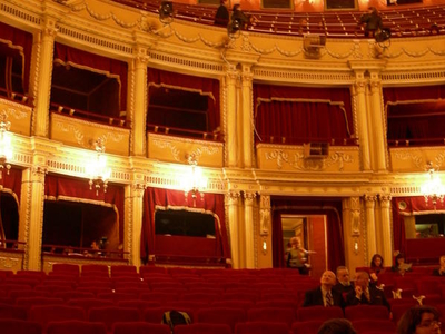 Interior Of Opera