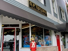 O.P. Taylor's Toy Store - Brevard NC