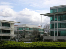 The Oracle Corporation Campus