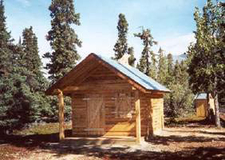 Orange Hill Cabin And Airstrip
