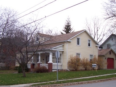 Orangeville Founder Orange Lawrence House