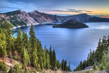 OR Crater Lake NP Near Medford