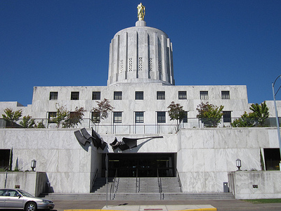 Oregon Capital Bldg. OR