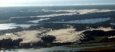 Oregon Dunes Near Coos Bay