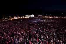 Oregon Jamboree Crowd