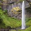 OR Elowah Falls - Mt. Hood NF