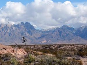 Organ Mountains (Nuevo México)