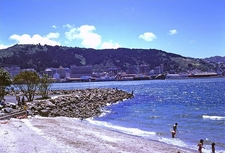 Oriental Bay - Waterloo Quay - Wellington NZ