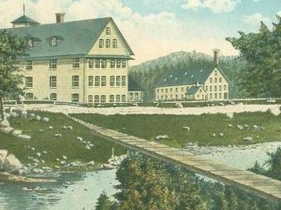 Original  Sanford  Mills