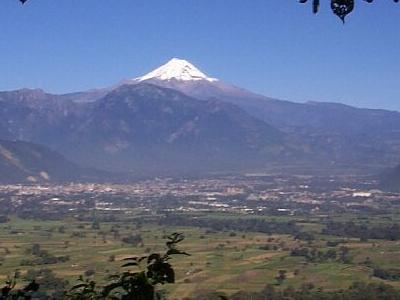 The Orizaba Valley