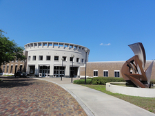 Orlando Museum Of Art - Front View
