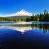 OR Mount Hood & Trillium Lake