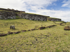 Orongo Ceremonial Village - Easter Island - Chile