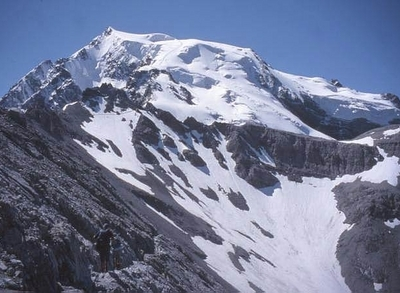 Ortler From North Ridge