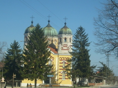 Church In Oryahovo