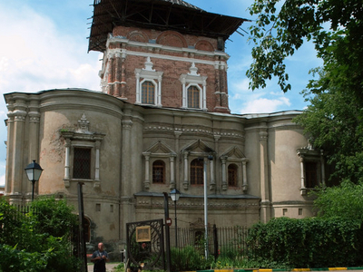 Osip Startsev's Refectory