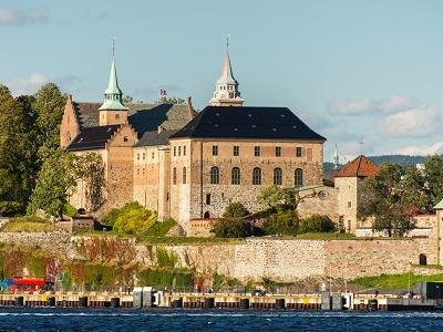 Oslo Fjord Harbor - Oslo