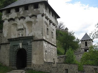 Ostrovica Vrata Gate