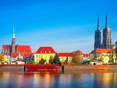 Ostrow Tumski - Wroclaw