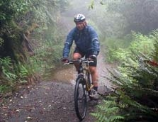 Otipi Road Mountain Biking