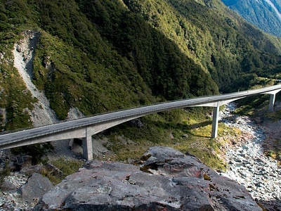 Otira Viaduct @ Arthurs Pass