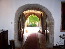 Otocec Castle Entrance