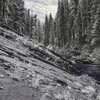 Otokomi Lake Trail - Glacier - Montana - USA