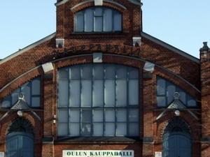 Plaza del Mercado de Oulu