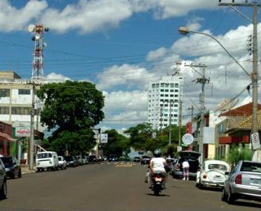 Ourinhos City