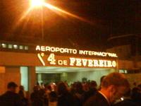 Cuatro febrero Luanda Airport (LAD)