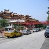 Outside Thean Hou Temple