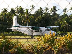 Ovalau Levuka Aeroporto