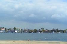 Overlooking Alamitos Beach
