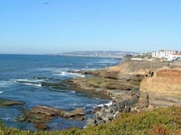 Sunset Cliffs Beach